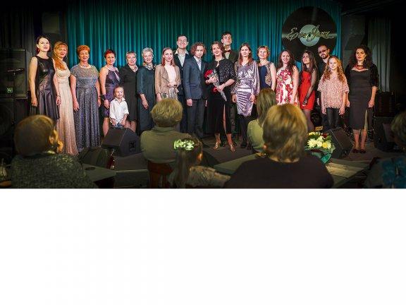 Состоялся концерт учеников и педагогов                                             Центра творческого развития Марии Суворовой!