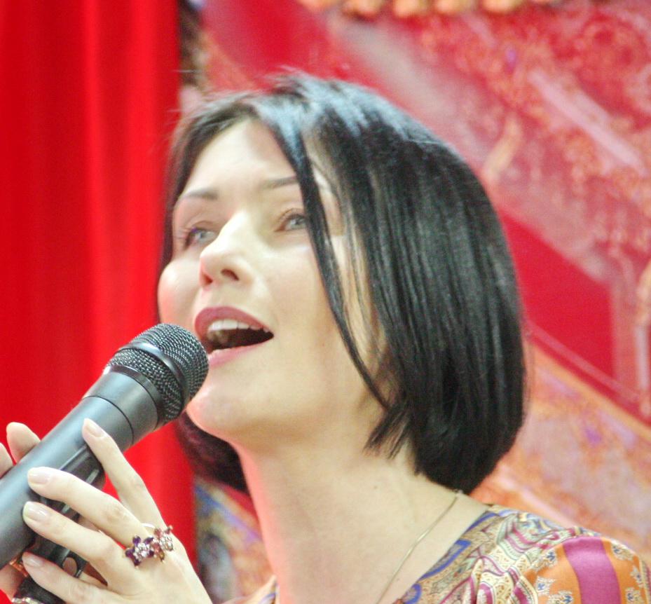Ирина Карымова